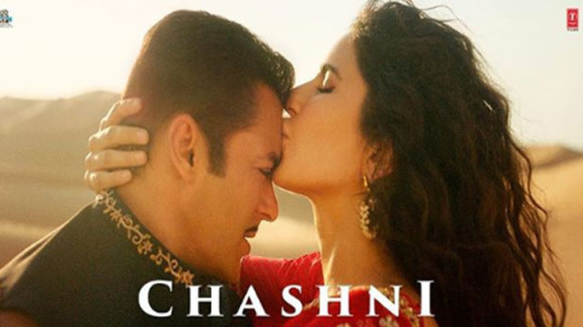Photo of Catch 'Bharat' song 'Chashni' featuring Salman Khan & Katrina Kaif On-screen chemistry