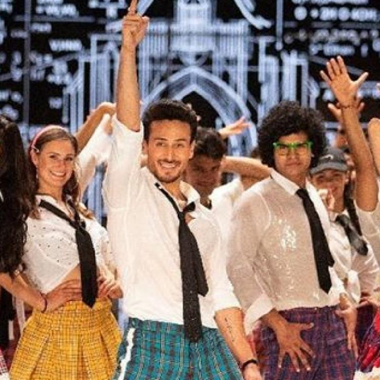 Photo of Catch Student Of The Year 2's Jawaani Song featuring Tiger Shroff with some incredible moves