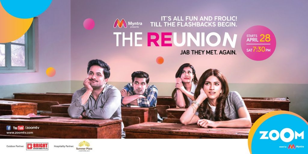 The Reunion web series