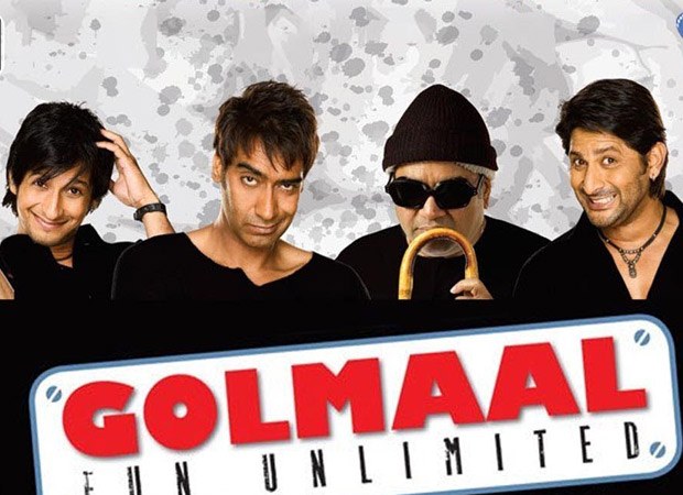 Photo of Golmaal Series to be ANIMATED for Kids' Channel