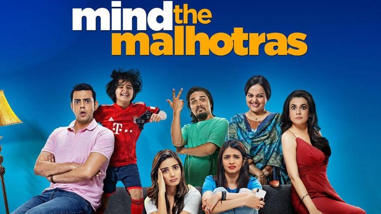 Mind the Malhotras Web Series