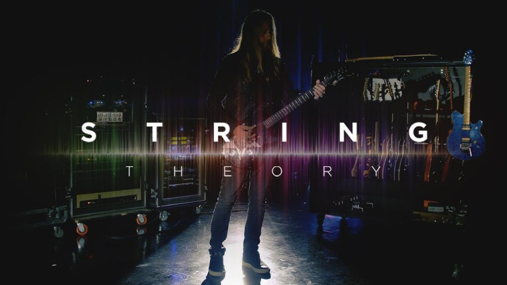 Photo of Jerry Cantrell features in the Latest Episode of Ernie Ball's 'String Theory' Series