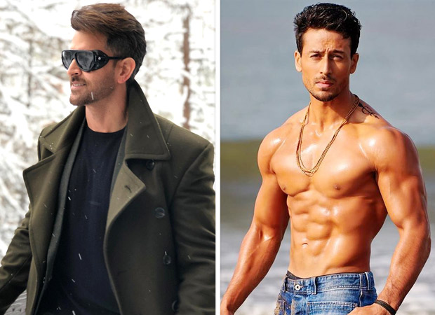 hrithik roshan and tiger
