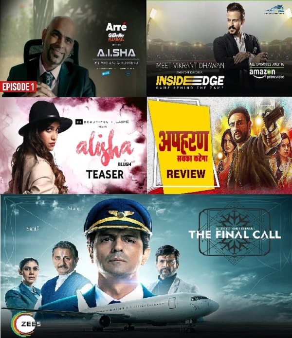 Photo of Indian Thriller Web Shows to Get Hooked Up With
