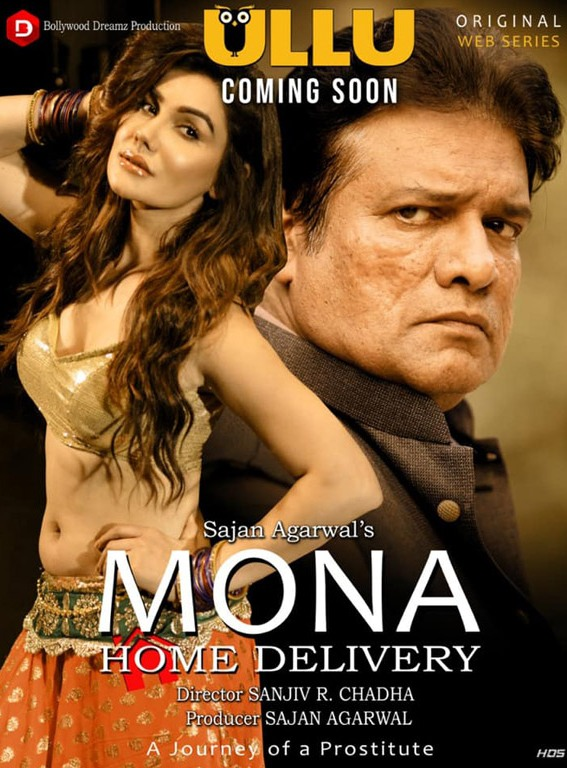 Mona Home Delivery - Web Series