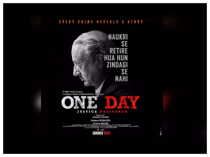 One Day-Justice Delivered