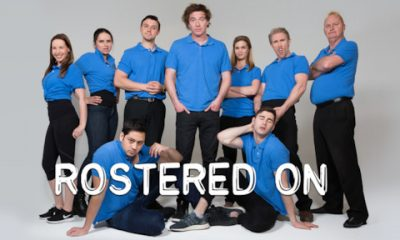 Rostered On Web Series