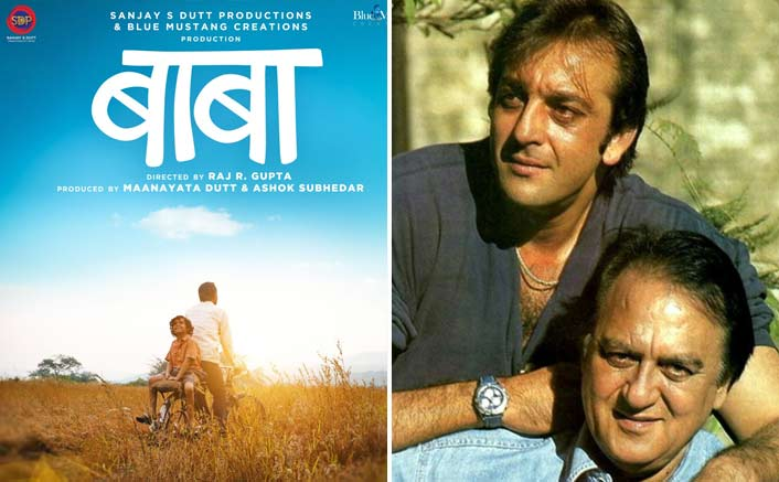 Photo of Sanjay Dutt Ventures in M Town with film 'Baba'