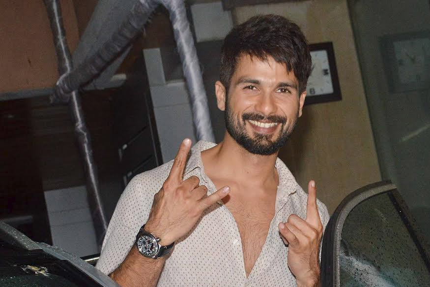 Photo of Shahid Kapoor feels it is important to experience negative characters in his career