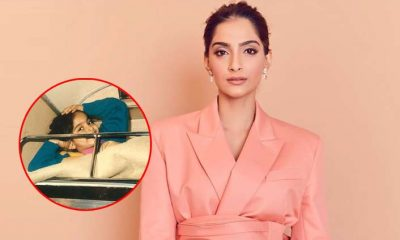 sonam kapoor train travel