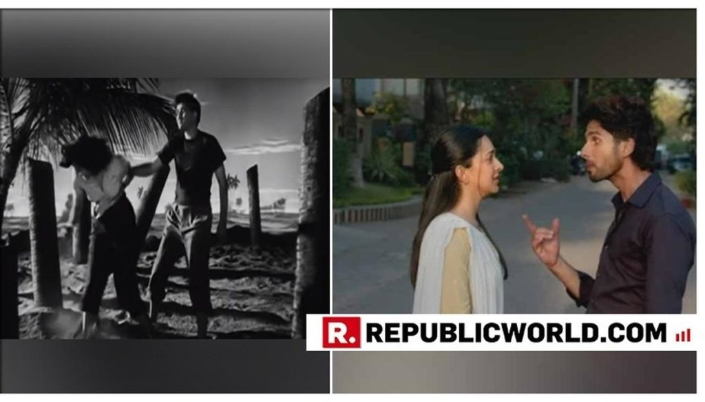 Photo of Rangoli Chandel shares an older clip of Raj Kapoor slapping Nargis in Awara about the questions 'selective outrage' against Kabir Singh