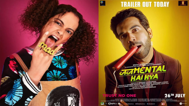Photo of OUT! Judgemental Hai Kya Trailer featuring Kangana And Rajkumar Rao in Quirky Roles