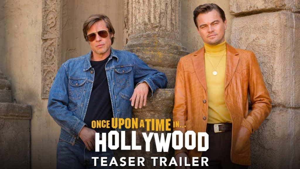 Photo of Once Upon A Time in Hollywood Plans to Release on 15 August after Saaho In India