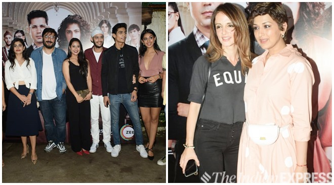 Photo of Rejctx Screening Attended by Sonali Bendre, Sussanne Khan and Several Bollywood Big Faces