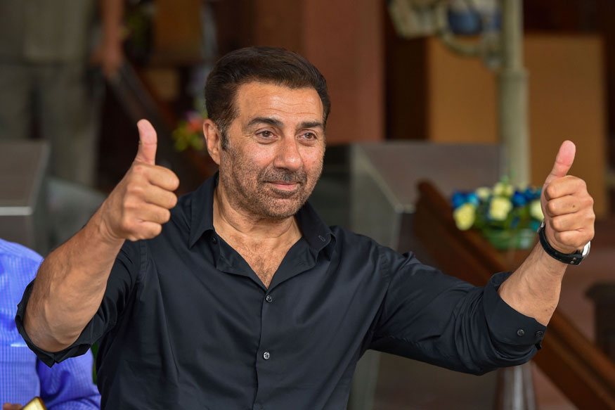 Sunny Deol Pic