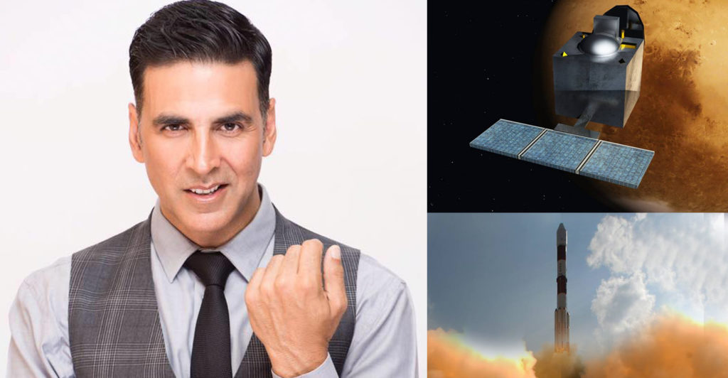 Photo of Akshay Reveals The Poster and The Main Reason to Do Mission Mangal