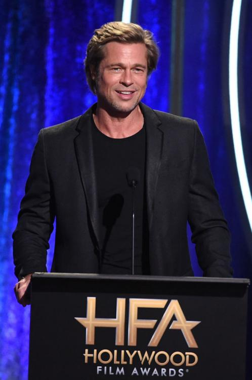 Photo of Brad Pitt believes that Hollywood is a younger man's game