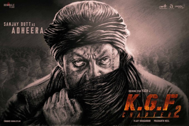 Photo of Catch 1st look of Sanjay Dutt as Adheera in KGF: Chapter 2