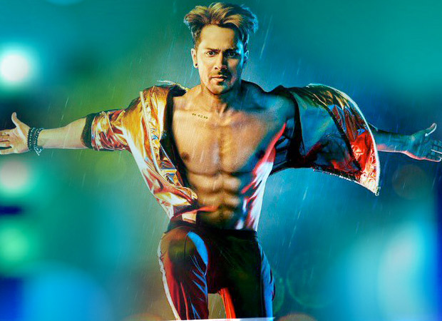 Photo of Varun Dhawan Signed Street Dancer 3D with a Whopping Amount