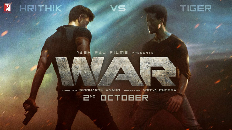 Photo of War teaser Out with Hrithik & Tiger Shroff- Another Blockbuster in Making