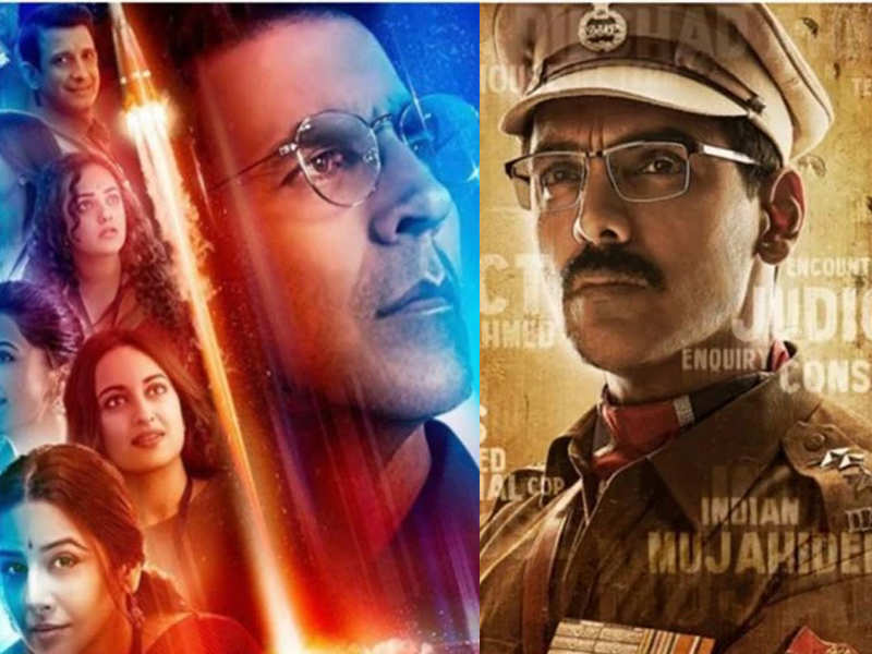Photo of Mission Mangal vs Batla House: Box Office Collection Day 4- Rs 100 cr VS Rs 50 cr