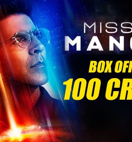 Mission Mangal 100 Cr Box Office