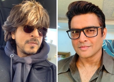 Photo of SRK to do a cameo in R Madhavan starrer film Rocketry The Nambi Effect