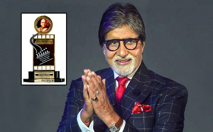 Photo of Big B to be Honored with Dadasaheb Phalke Award