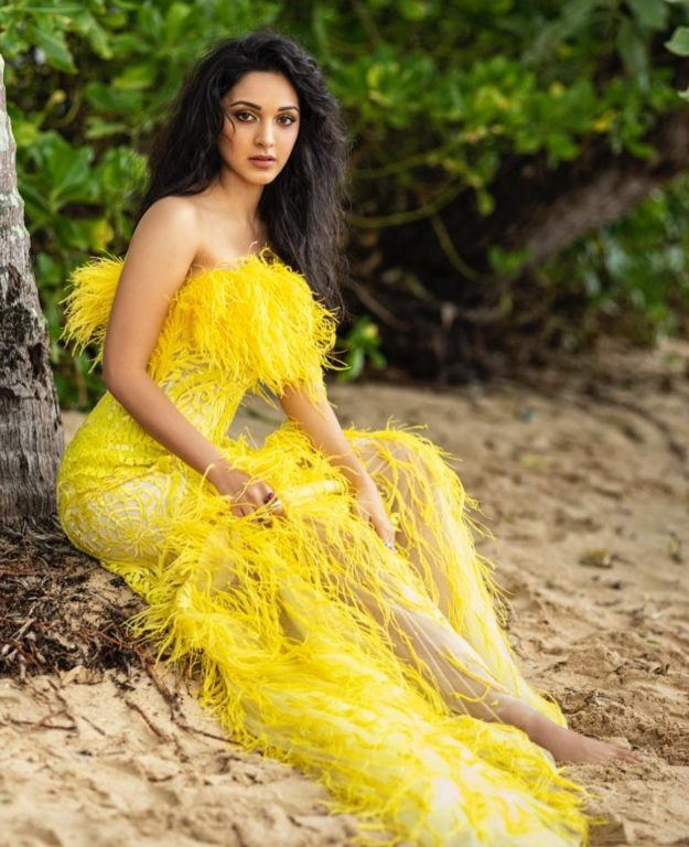 Photo of Kiara Advani Posts her Yellow Dress, Getting Badly Trolled