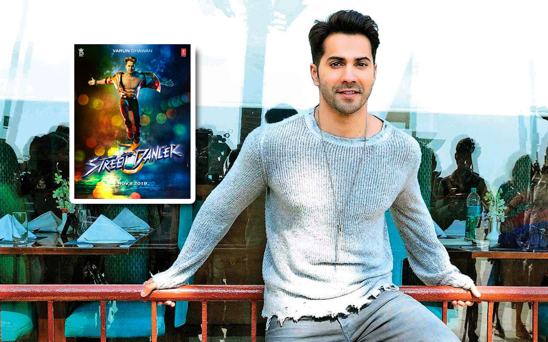 Photo of Teaser of Street Dancer 3D's to release during Diwali hints Varun Dhawan