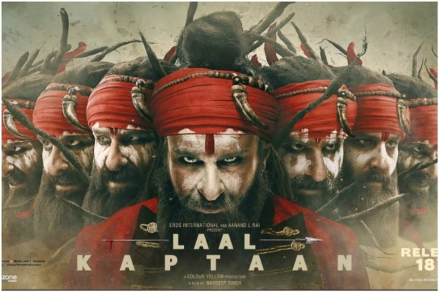 Laal Kaptaan review