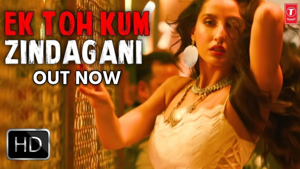 Photo of Catch Marjaavaan Song Ek Toh Kum Zindagani Teaser, Nora Fatehi is back yet another 90's iconic track