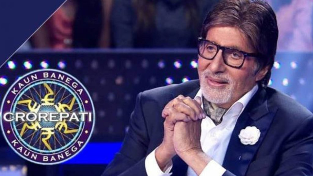 Photo of Big B Shares KBC 12 Sets Photos as he Resumes the Shoot for the new Season