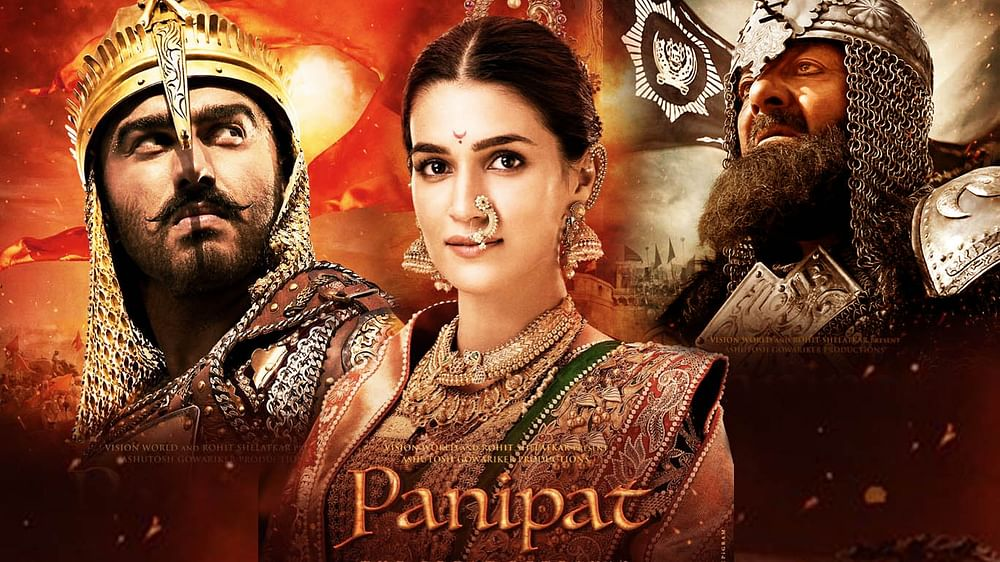 Photo of Panipat trailer release: The war that changed history, for the first time on screen