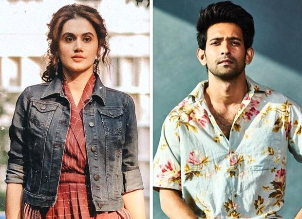 Taapsee and Vikrant