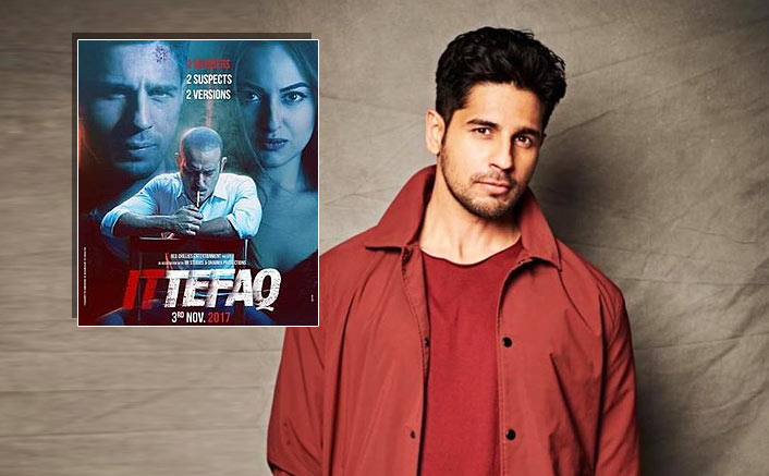 Photo of Siddharth Malhotra Goes Nostalgic as his film Ittefaq completes two years