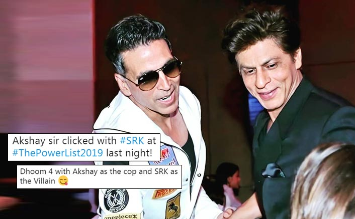 Photo of Is Dhoom 4 Happening with SRK & Akshay Kumar?