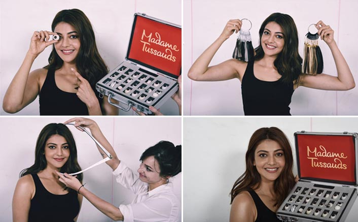 Photo of Kajal Aggarwal to have her Wax Statue At Madame Tussauds, Singapore