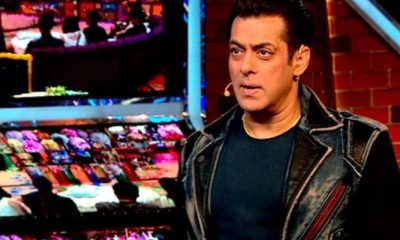 Salman Khan in the Bigg Boss 13