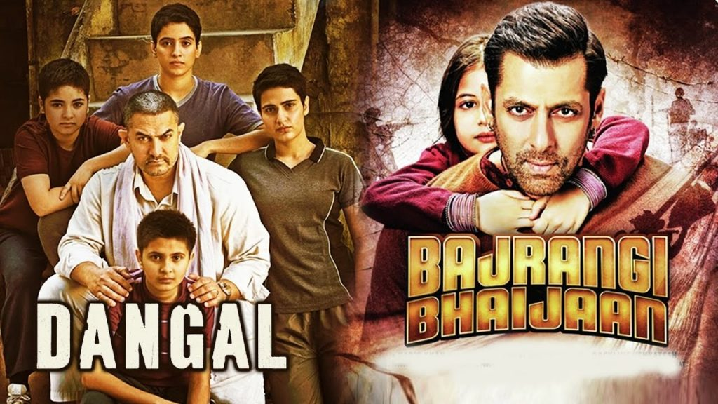 Photo of Dangal Declared the biggest blockbuster of decade & Bajrangi Bhaijaan bags second place