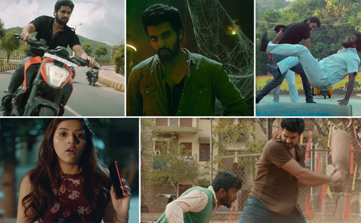Photo of Catch Aswathama Trailer featuring Naga Shaurya as a Action Hero