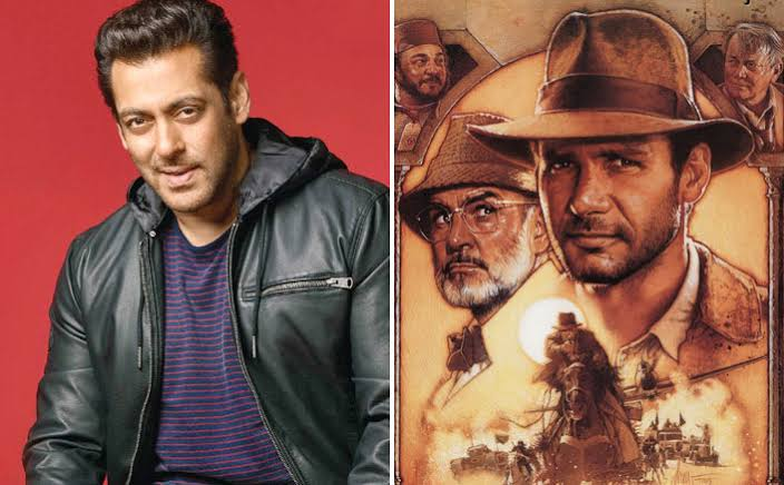 Photo of Salman Khan is willing to make a film inspired by Indiana Jones