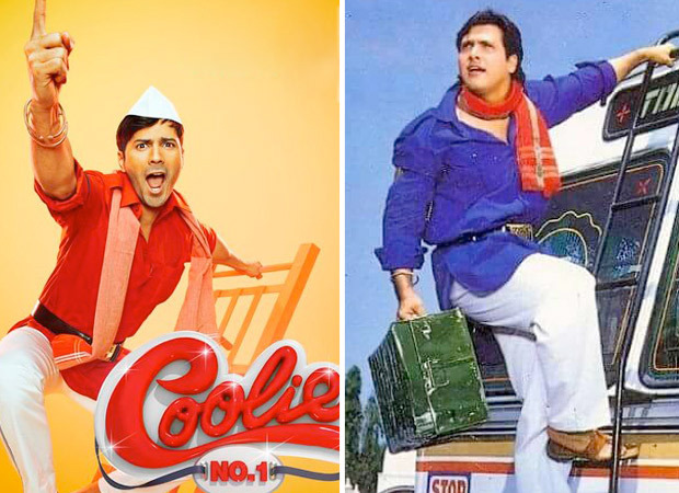 Photo of Is Govinda the part of Coolie No 1 Remake?