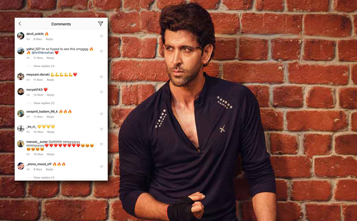 Photo of Hrithik Roshan Steals the show with Pictures of his Recent Performance