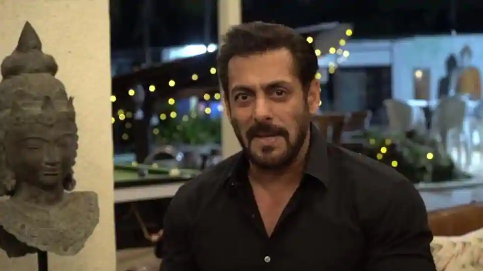 Photo of Salman Khan Shows his Anger for lockdown violators in his new video