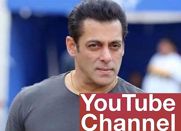 Photo of Salman Khan All Set to Start his YouTube Channel
