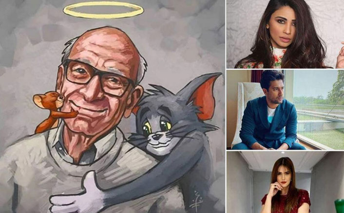 Photo of Bollywood Mourns for Tom & Jerry Creator Gene Deitch's Demise