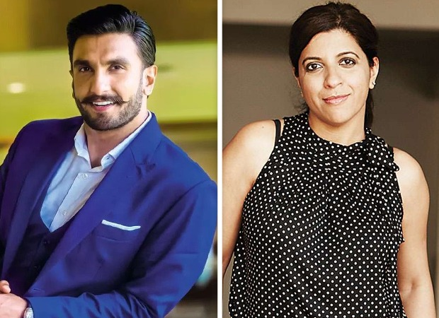 Photo of Ranveer Singh is all set to collaborate with Zoya Akhtar for the THIRD time