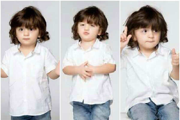 Photo of Abram Khan turns seven – Happy Birthday To Star In Making