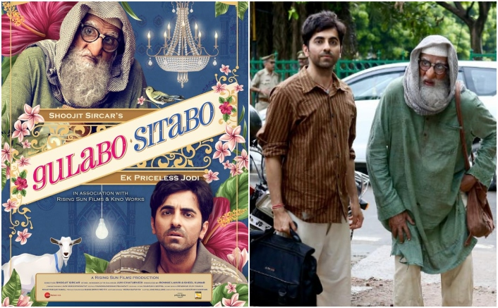 Photo of Gulabo Sitabo Trailer Review: A hundred youngsters have failed in front of Amitabh, Ayushmann turned fade from white
